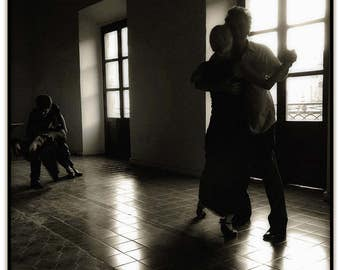 Tango at Dusk  (Tango en la tarde)