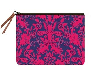 "Zippered pouch manufacturing craft ""Josette"""