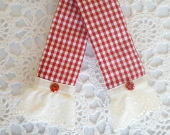Items Similar To Seat Belt Comfies Handmade Hand Crocheted