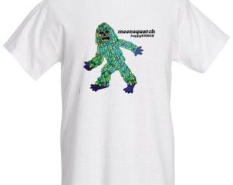 MOONSQUATCH T-shirt !