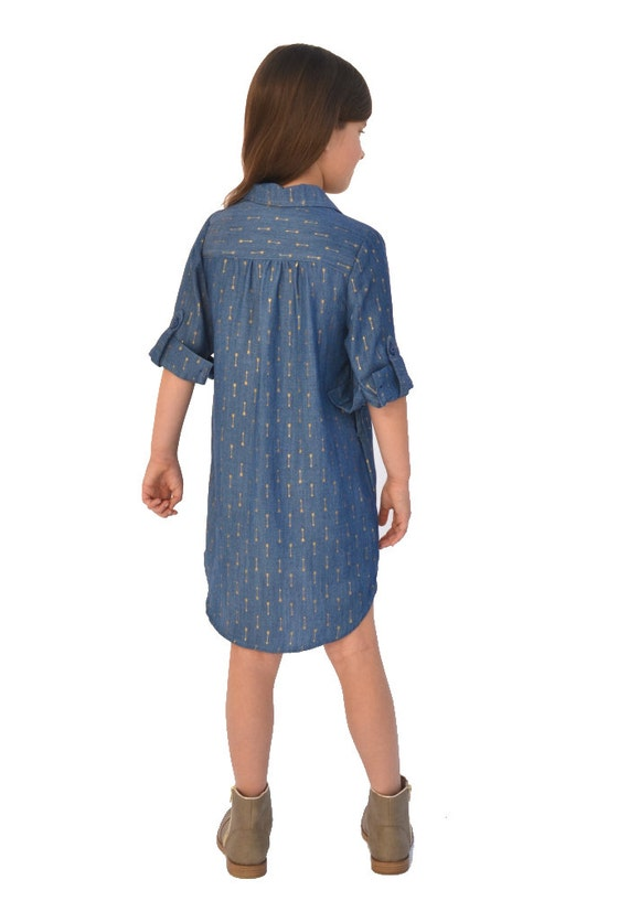 Laramie Shirt Tunic And Dress Girls Juniors Tweens