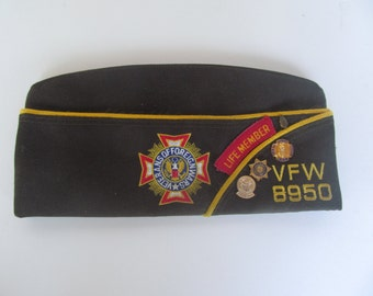 VFW  Post Commander  Garrison Hat -- 1993 - 94  Maryland