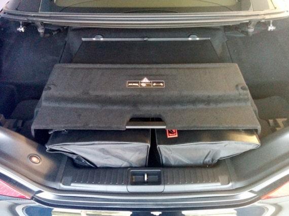 mercedes benz sl luggage bags r231 2012. Black Bedroom Furniture Sets. Home Design Ideas