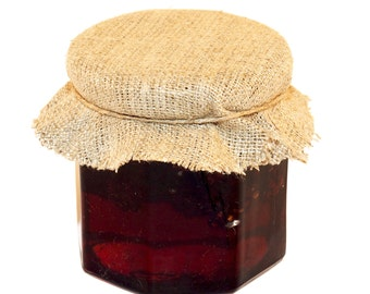 Honey Dipped Blackcurrants