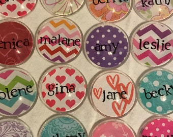 Name Magnets