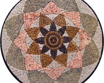 Mosaic Designs - Corpse Flower
