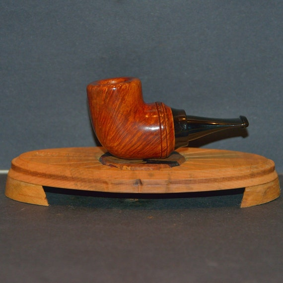 Chubby Nose Warmer Briar Smoking Pipe By Anan Pillia