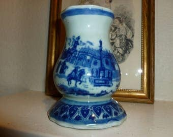 Vintage Ironstone Hat Pin Holder From England