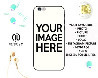 Custom Case For iPhone 7, Samsung S8, S8 Edge, S7, S7 Edge, Core Prime, J5, Samsung J3, Samsung A3, A5, iPhone 6S, 7 Plus, SE, 5S & Touch 6