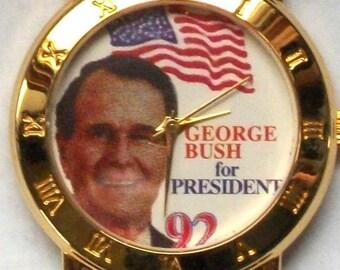 New 1992 President Bush Watch! Htf!