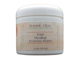 Fast Healing Eczema Butter 4 oz