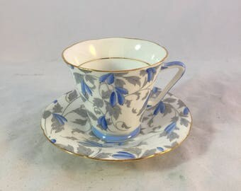 Vintage Grafton China Teacup From England