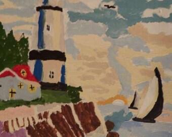 Lighthouse Sail