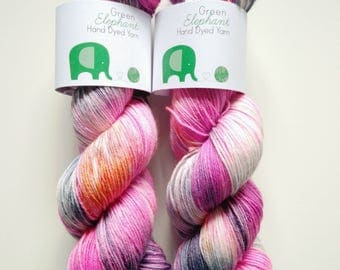 Shockwave - SW Merino/Nylon Sock Yarn