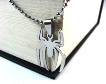 Spider Necklace inspired by The Amazing Spiderman