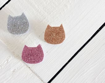 PIN glitter | Le chat
