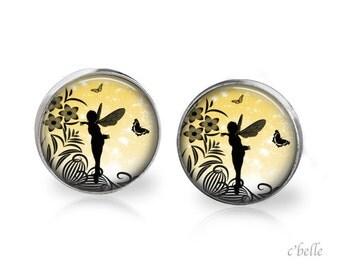 Earrings fairy 22