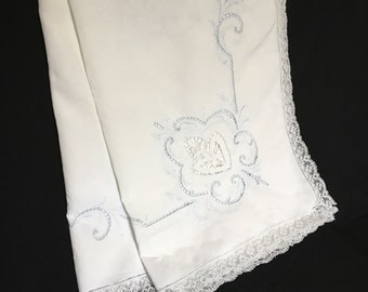 "Card Table Cover Square Tablecloth 53"" x 53"""
