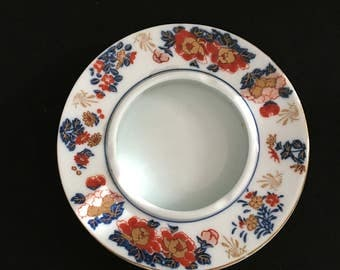 Vintage Gold Imari Ashtray Chinoiserie