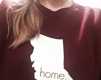 HOME-BC//Crewneck Sweater