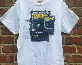 RARE! Vintage FILA Sportswear Graphic T-Shirt