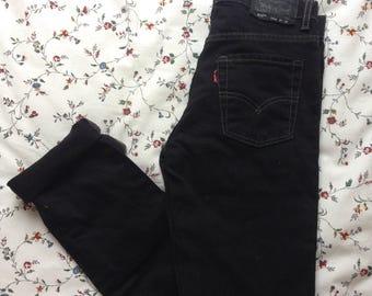 Vintage jeans Levi's 510TM size w27 l27
