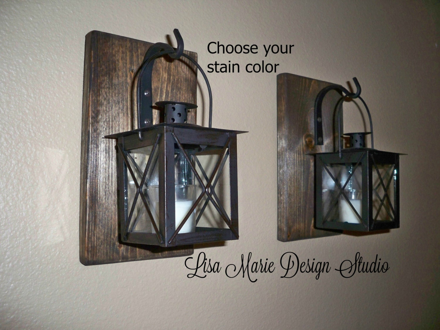 Rustic Bathroom Decor Rustic Home Decor Wrought Iron Lantern