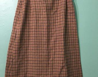 Monroe Skirt- tweed pencil skirt