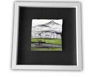 SUGARLOAF - overlooking Powerscourt Co Wicklow Ireland