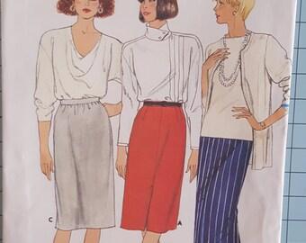 Butterick 3427 Misses Skirt Size 6-10