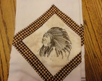 Dish Towel with Western designs
