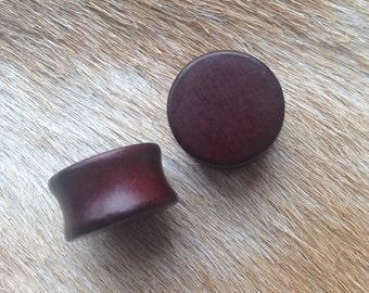 """Wooden Ear Plugs 7/8"""""""