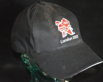 Vintage London, England Official Licensed Olympics Hat (One Size Fits All)