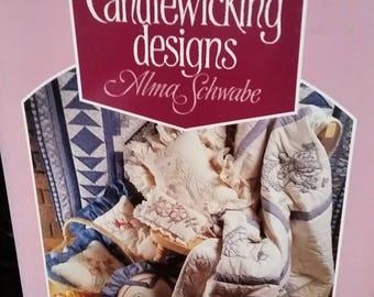 Candlewicking designs