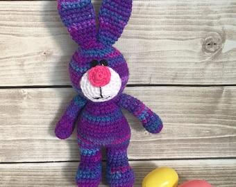 Amigurumi bunny, crochet bunny, Easter bunny, handmade Easter gift, gift for Easter, gift for girls, handmade Easter bunny