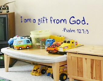 Bible Verse Decal Etsy - Bible verse custom vinyl decals for car