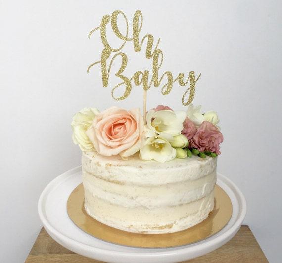 Baby Shower Cake Topper Hobby Lobby