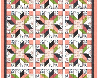 Merry Kite Quilt Pattern