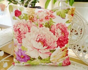 Kissenbezug Rosen Bouquet