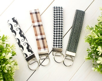 Key Fobs/Wristlets (Dapper Collection)