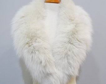 Fur Collar,Woman Collar,Special for Leather Jacket,Real Fox Fur Collar,Winter Fur Collar,real fur, No28 F120