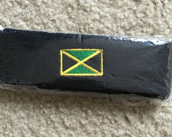 Jamaica Flag Headband