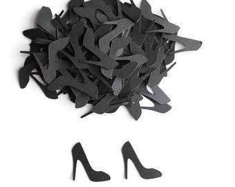 Bachlorette Party Decorations - Classy Bachlorette Party - High Heel Confetti - Stiletto Confetti - Bachlorette Party Decor - Shoe Party