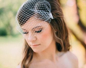 "Russian French Veiling Netting 1 Yard 10"" wide DIY Birdcage Veil fascinator"