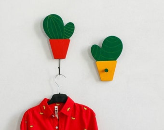 Hanger «Cactus» Clothes hanger Clothes rack
