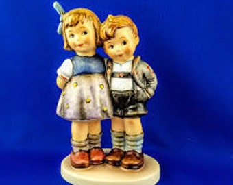Signed by Skrobek - The Little Pair Hummel Figurine