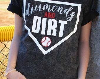 Baseball Mom Shirt - Baseball Shirt - Baseball Mom - Baseball Tee - Baseball Shirt for Mom - Baseball Shirt for Women - Custom Baseball -