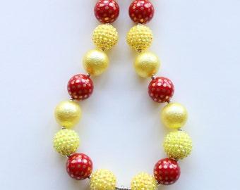 Belle Bubblegum Necklace