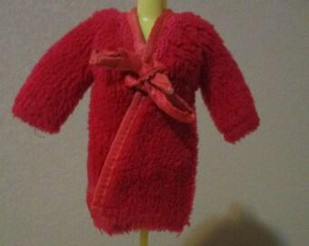 """Vintage 1969 Barbie """"Dream-Ins"""" Robe #1867"""