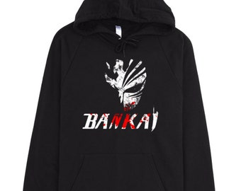 Bankai Bleach Hoodie